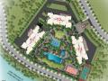 Bán gấp Palm Heights tháp T3 hoàn thiện, view nội khu, giá 3tỷ6 bao phí thuế