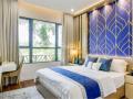 Bán căn đẹp view sông - Palm Garden, tầng 10, 3PN lớn, giá 7.956 tỷ