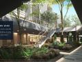 Cần bán gấp 3 căn biệt thự view cực đẹp 2 mặt tiền đường 30m thiết kế phong cách hiện đại 180tr/m2