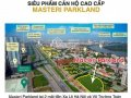 Nhận giữ chỗ căn hộ cao cấp Masteri Parkland chuẩn bị mở bán đợt 1 - 0903982703