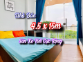 Nice house for sale, full interior, 4.5x 15m, 6m road, Nguyen Duc Thuan road.