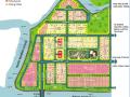 Bán đất nền NP góc 2MT đường view gạch KDC PX Vạn Hưng Phú dãy B DT 273m2, 27tr/m2, LH 0936660677