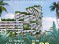 Bán căn hộ ven biển Hàm Thuận Nam Bình Thuận, giá chỉ 1.38 tỷ/căn, full nội thất 5 sao, sở hữu VV