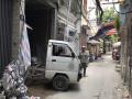 Nhà mặt ngõ ô tô ngay chợ cóc ngõ 126 Nguyễn An Ninh, 2 mặt thoáng, 53m2, 4.5 tầng mới, KD tốt