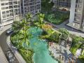 Vinhomes Ocean Park bán 2 phòng ngủ 2WC, trung tâm tiện ích, giá rẻ nhất. PKD 0966 834 865