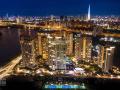 Bán căn hộ 3PN Đảo Kim Cương view sông SG, Q1, DT 120m2, 8,55 tỷ