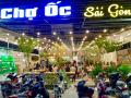 Sang quán nhậu, chợ ốc Sài Gòn, khu D2D Võ Thị Sáu, Biên Hòa