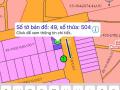 Cho thuê cặp đất biệt thự, có 3 mặt tiền, khu D2D Phường thống nhất, tổng diện tích 320m2