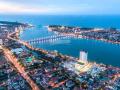 Bán 5 lô bờ kè view sông Nhật Lệ giá đầu tư