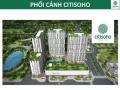Chính chủ cần bán căn hộ Citi Soho B0501, DT: 56.1m2, 2PN, 1WC