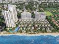 Dự án ARIA Vũng Tàu - nằm ở vị trí chắn gió và sở hữu bãi biển riêng 400 m - khai thác quanh năm