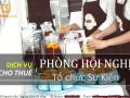 Cho thuê phòng tổ chức sự kiện,Hội nghị,Tranning,tiệc tại Đà Nẵng