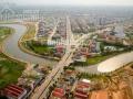 Mở lộc đầu năm cần bán lô đất mặt tiền Trần Hưng Đạo ven sông Cầu Rào, 160m2, giá sốc