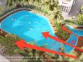 Quỹ căn 2PN 2WC view bể bơi resort Vinhomes Ocean Park. Hotline: 0967 078 018
