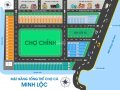 Cho thuê kiot chợ đầu mối hải sản Minh Lộc (chợ cá Minh Lộc) giá rẻ, LH: 0977999113