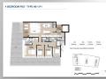 Chuyển nhượng căn hộ 4PN - The Galleria Residences dự án The Metropole Thủ Thiêm