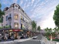 Bán mặt phố Trung Hòa, mặt tiền 5m, xây 5 tầng. Vị trí thuận lợi kinh doanh