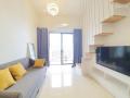 Newton Residence - Cho thuê căn hộ 3PN đầy đủ nội thất, có gác lửng, tầng cao. View thoáng