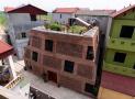 Ngôi nhà gạch nung 'không giống ai' ở Đông Anh, Hà Nội