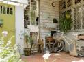 Ngôi nhà vườn đẹp lãng mạn của cô gái trẻ sau cải tạo