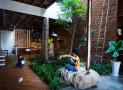 Thiết kế đèn sân vườn hợp ngũ hành phong thủy