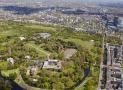 Bất động sản gần công viên ở London, New York tăng giá mạnh