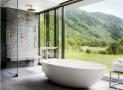 Loạt phòng tắm siêu đẹp giúp gột rửa mọi lo toan, muộn phiền