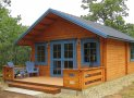 Nhà gỗ lắp ghép của Amazon có giá chỉ từ 19.000 USD