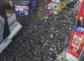 Thị trường mặt bằng bán lẻ Hồng Kông chao đảo vì biểu tình kéo dài