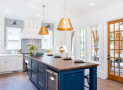Đưa sắc xanh cổ điển – màu của năm 2020 vào trong ngôi nhà