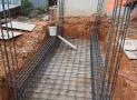 Quy trình thi công móng băng trong xây dựng nhà phố