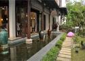 Thăm biệt thự 450m2 có vườn rộng và hồ cá koi của Hà Kiều Anh