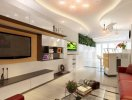 Tư vấn thiết kế nhà 4 tầng trên đất hẹp, DT 3,5 X 16m