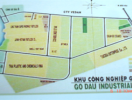 Duyệt điều chỉnh quy hoạch 1/2.000 dự án KCN Gò Dầu, Đồng Nai