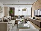 Thiết kế thêm 1 phòng ngủ cho căn hộ diện tích 46m2