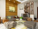 Bài trí khu vực cát tường trong nhà ở theo phong thủy