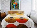 Treo tranh ảnh trong phòng ngủ theo phong thủy