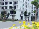 TP. Hà Nội tính thuê chung cư cao cấp cho người dân tạm cư
