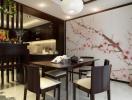 Thiết kế nhà theo phong cách hiện đại kiểu Nhật