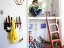 Những góc phòng độc đáo cho bé trong nhà nhỏ