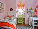 Những cách mở rộng không gian phòng ngủ cho bé