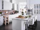 Phong thủy phòng bếp - những điều bạn có thể chưa biết
