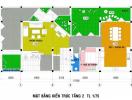 Tư vấn thiết kế nhà 3 tầng, thoáng đãng, DT 10x20m