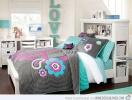 Những mẫu phòng ngủ xinh xắn dành cho các cô gái trẻ