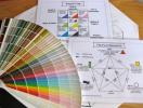 Chọn màu sắc phù hợp trong phong thủy văn phòng