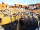 Khánh Hòa: Nền đất xây nhà tái định cư cứ xây là lún, nứt