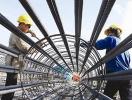 Thép xây dựng tiếp tục giảm giá