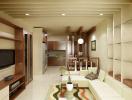 Tư vấn thiết kế căn nhà 20m2 hiện đại và thoáng mát