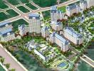Hà Nội: Duyệt quy hoạch chi tiết Khu nhà ở cao cấp Ba Đình