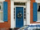 Chọn màu sắc cho cửa chính để đón những điều tốt lành
